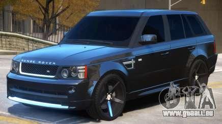 Range Rover Sport V1 pour GTA 4