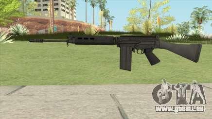 FN-FAL L1A1 (Insurgency) für GTA San Andreas