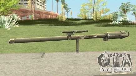 M18 Recoilles Rifle für GTA San Andreas