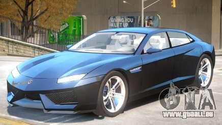 Lamborghini Estoque V1.2 für GTA 4