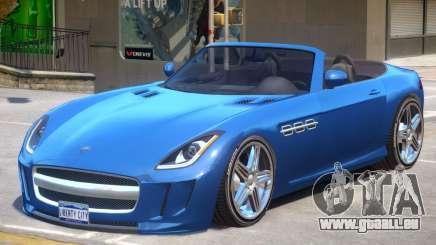 Benefactor Surano V1 pour GTA 4