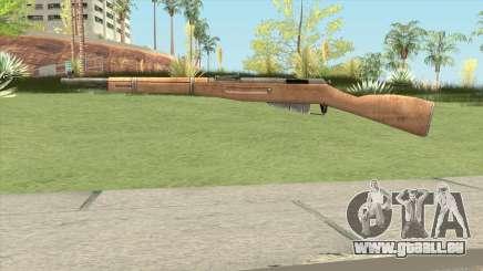 Mosint-Nagant M44 für GTA San Andreas