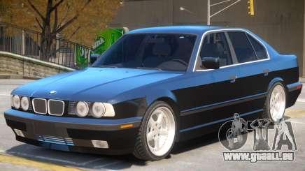BMW 540i V1 für GTA 4