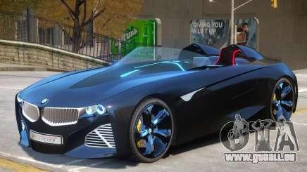 BMW Vision V1 pour GTA 4