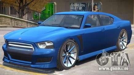 Bravado Buffalo V1 für GTA 4