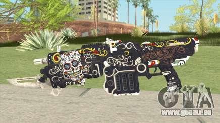 Assault Rifle V2 (Gears Of War 4) pour GTA San Andreas