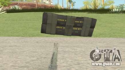 C4 (Insurgency) pour GTA San Andreas