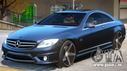 Mercedes Benz CL65 V1 für GTA 4