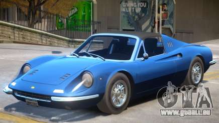 1972 Ferrari Dino V1 pour GTA 4