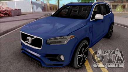 Volvo XC90 2017 pour GTA San Andreas