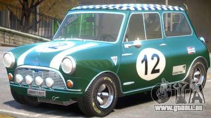 Mini Cooper V1 PJ1 pour GTA 4