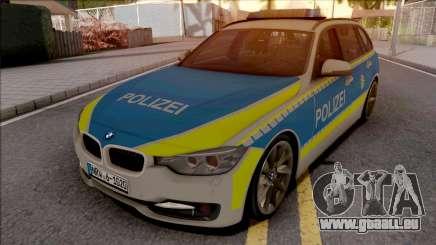 BMW 335i F31 Polizei für GTA San Andreas