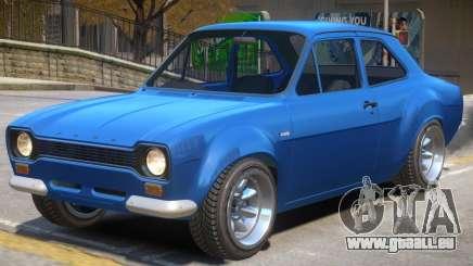 Ford Escort V1.1 für GTA 4