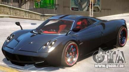 Pagani Huyara V1 pour GTA 4