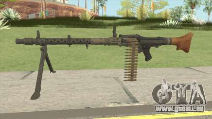MG-34S Universal Machine Gun pour GTA San Andreas
