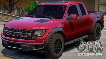 Ford F150 V1.1 für GTA 4