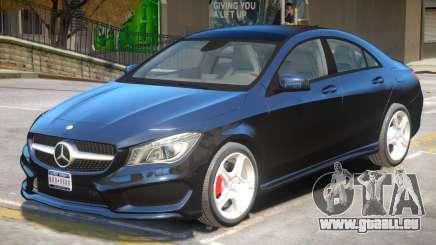 Mercedes Benz CLA V1 pour GTA 4