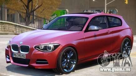 BMW M135i V1 pour GTA 4
