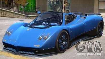 Pagani Zonda C12S V1.2 pour GTA 4