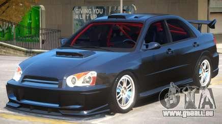 Subaru Impreza STI V1 pour GTA 4