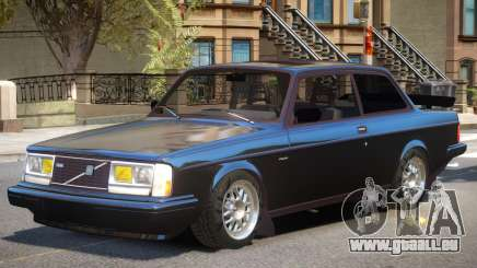 1974 Volvo 242 pour GTA 4