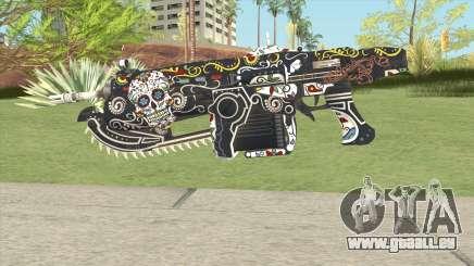 Assault Rifle V1 (Gears Of War 4) pour GTA San Andreas