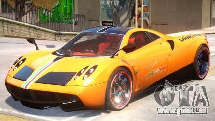 Pagani Huyara V1 PJ1 pour GTA 4