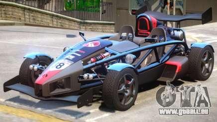 Ariel Atom V8 PJ10 pour GTA 4
