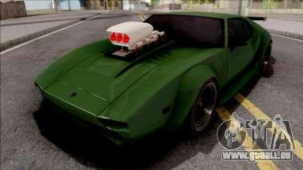 FlatOut Sparrowhawk Custom pour GTA San Andreas
