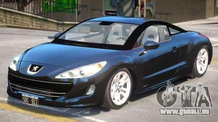 Peugeot RCZ V1.1 pour GTA 4