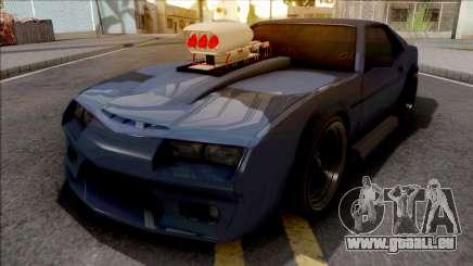 FlatOut Daytana Custom für GTA San Andreas