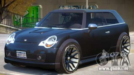 Weeny Issi V1 pour GTA 4