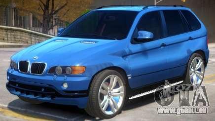 BMW X5 R2 für GTA 4