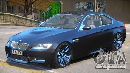 BMW M3 E92 V2 pour GTA 4
