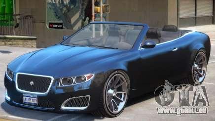 Lampadati Felon GT V1 pour GTA 4
