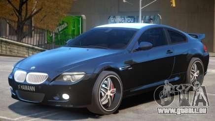 BMW 645Ci V1 pour GTA 4