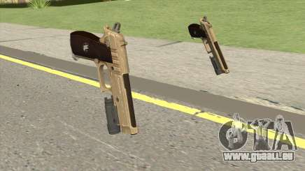 Hawk And Little Pistol GTA V (Army) V4 pour GTA San Andreas