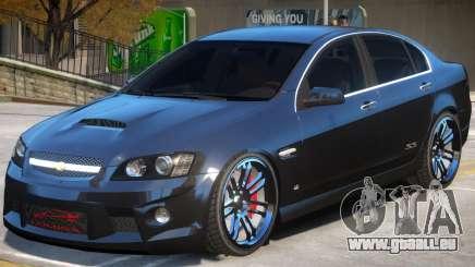 Chevrolet Lumina V1 pour GTA 4