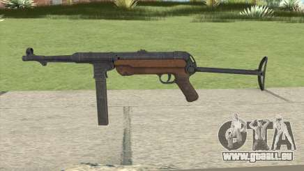 MP40 (Day Of Infamy) pour GTA San Andreas