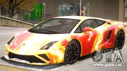 Lamborghini Gallardo V2 PJ3 pour GTA 4