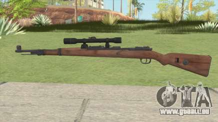 Kar98K (Day Of Infamy) pour GTA San Andreas