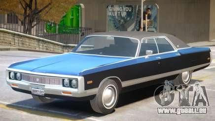 1971 Chrysler New Yorker V1 pour GTA 4