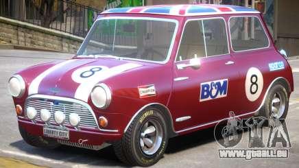 Mini Cooper V1 PJ4 für GTA 4
