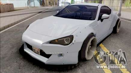 Toyota GT86 Rocket Bunny Low Poly pour GTA San Andreas