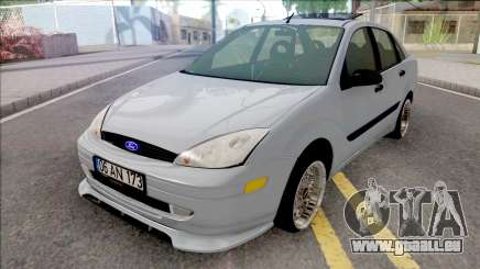 Ford Focus Grey pour GTA San Andreas