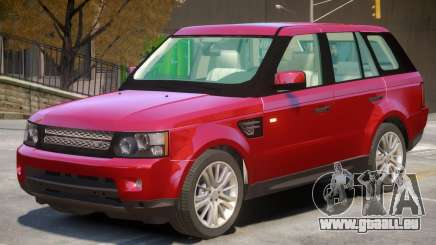 Land Rover Supercharged pour GTA 4