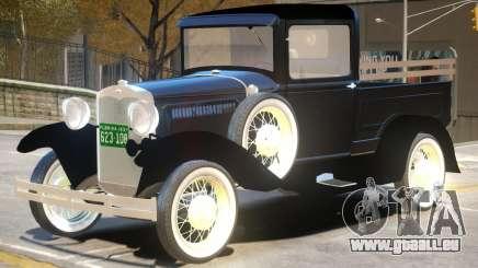 1930 Ford Model A V1 für GTA 4