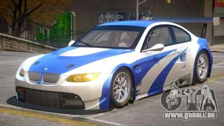 BMW M3 GT2 V2 pour GTA 4