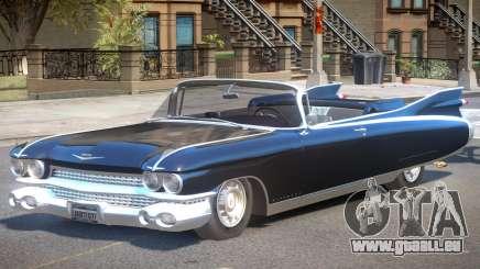 Cadillac Eldorado V1 für GTA 4