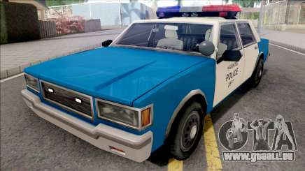 Police LV Hawkins PD from Stranger Things für GTA San Andreas